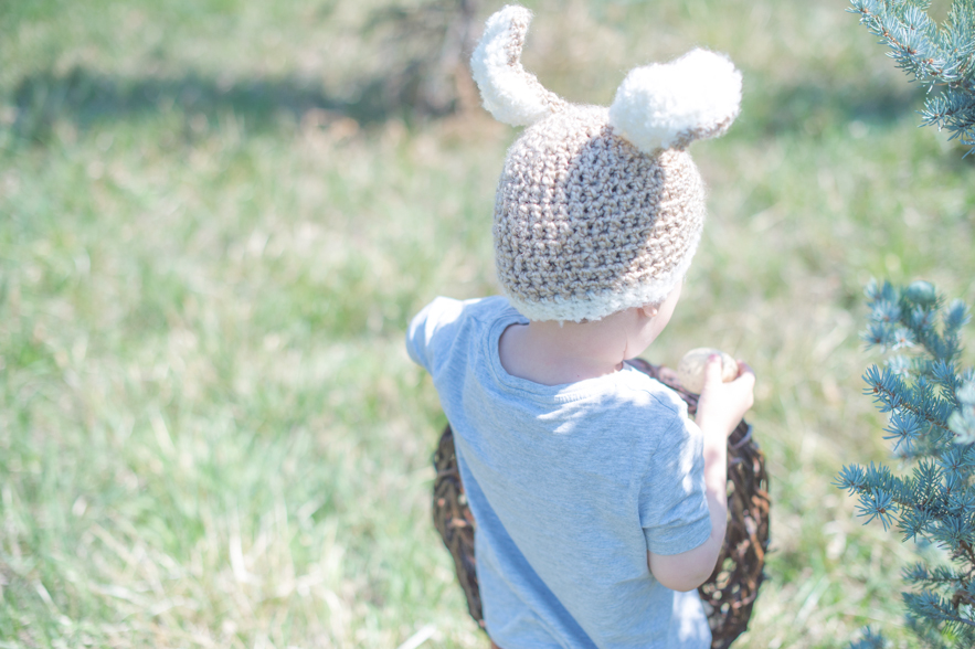 Easter, Eggs, & Eli Elis Easter Hunt   003