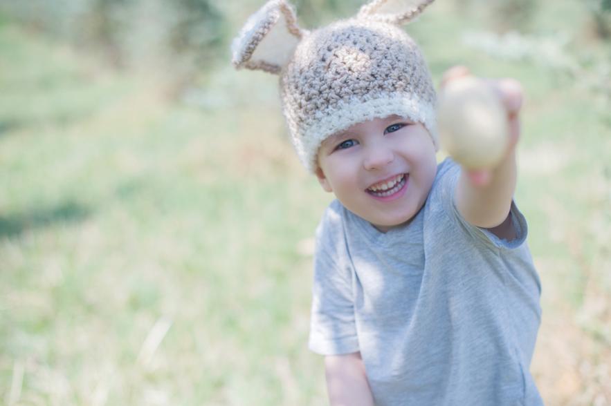 Easter, Eggs, & Eli Elis Easter Hunt   005